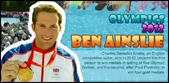 Olympics 2012 Ben Ainslie